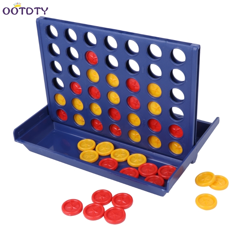 New Interesting Kids Board Game Connect Four In a Line Board Game Kids Children Educational Intelligent Develop Toys cool educational toys dump monkey falling monkeys board game kids birthday gifts family interaction board game toys for children