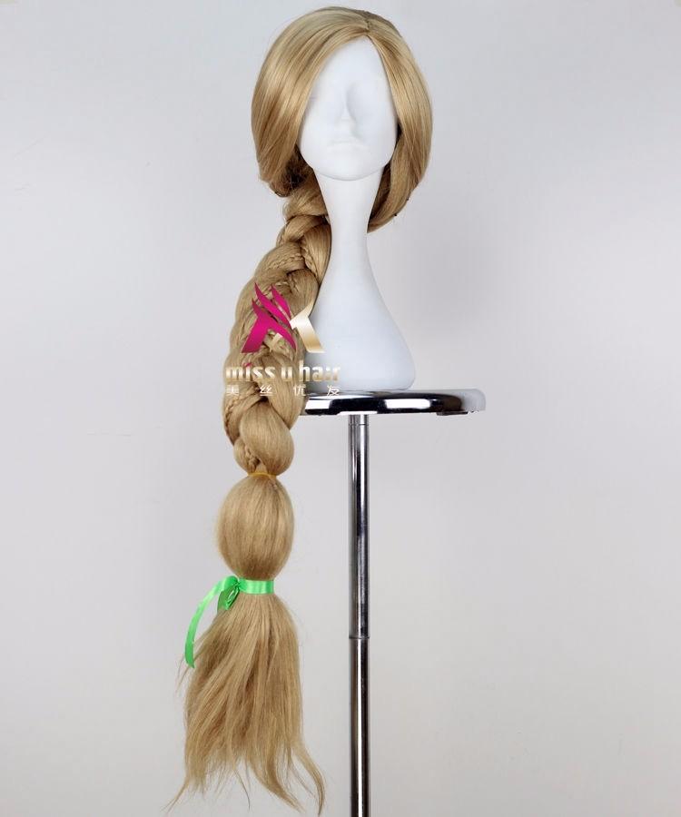 Rapunzel cosplay wig5