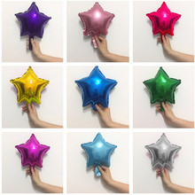 Heart Shaped Balloons In Nine Vibrant Colors For Parties