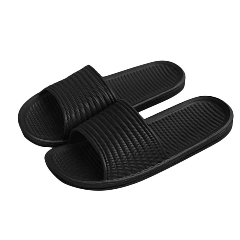 slippers men shoes flip flops Man Stripe Flat Bath Slippers Summer Sandals Indoor & Outdoor Slippers O0515#30 hot product 3d cnc machine for sale