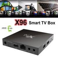 Smart Android 6 0 TV Box Quad X96 T6 V88 Rockchip 4K 1G 8G 2K WiFi