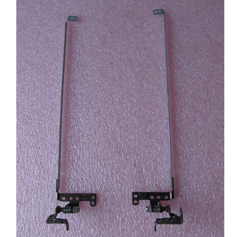 GZEELE NEW Notebook LCD Hinge For HP COMPAQ CQ42 CQ42-200 CQ42-100 CQ42-300 G42 series laptop screen hinges Left+right 1