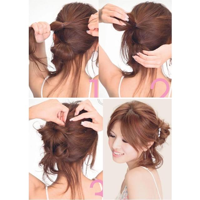 Sale 20PCS/50PCS/Set Black Waved U-Shaped Hair Clip Popular Hair Barrette Salon Updo Jewelry Gift