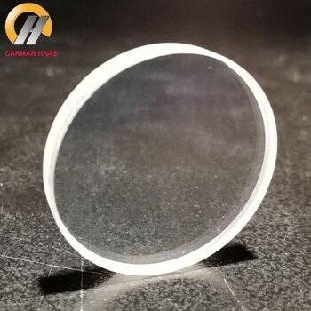 10 Pcs/Lot Carmanhaas 1064nm Fiber Laser Protective Lens Glass Protective Window Under 6KW Diameter 37mm 38.1mm 50mm 55mm 4