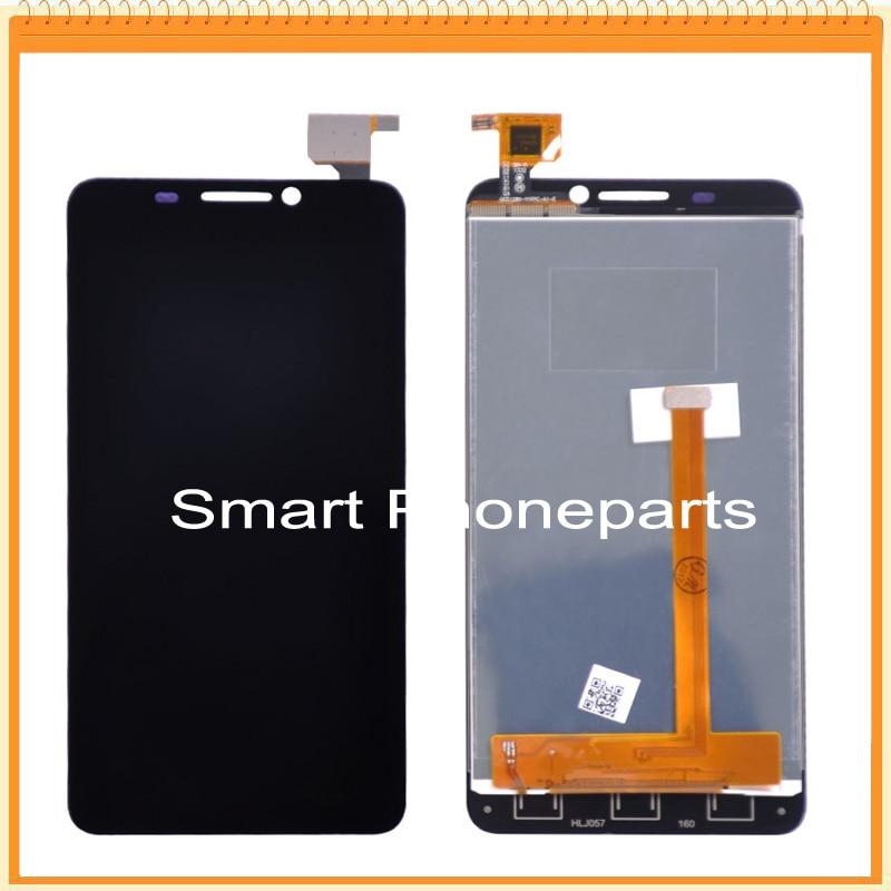 imágenes para Para Alcatel One Touch Dual Ídolo 6030d 6030x 6030A OT6030 6030 Pantalla LCD con la Pantalla Táctil Del Envío Libre