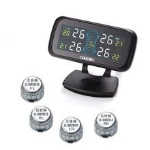 catuo U903 4 external sensors min sensor tyre pressure monitoring system car TPMS PSI/BAR tpms car diagnostic tool the est