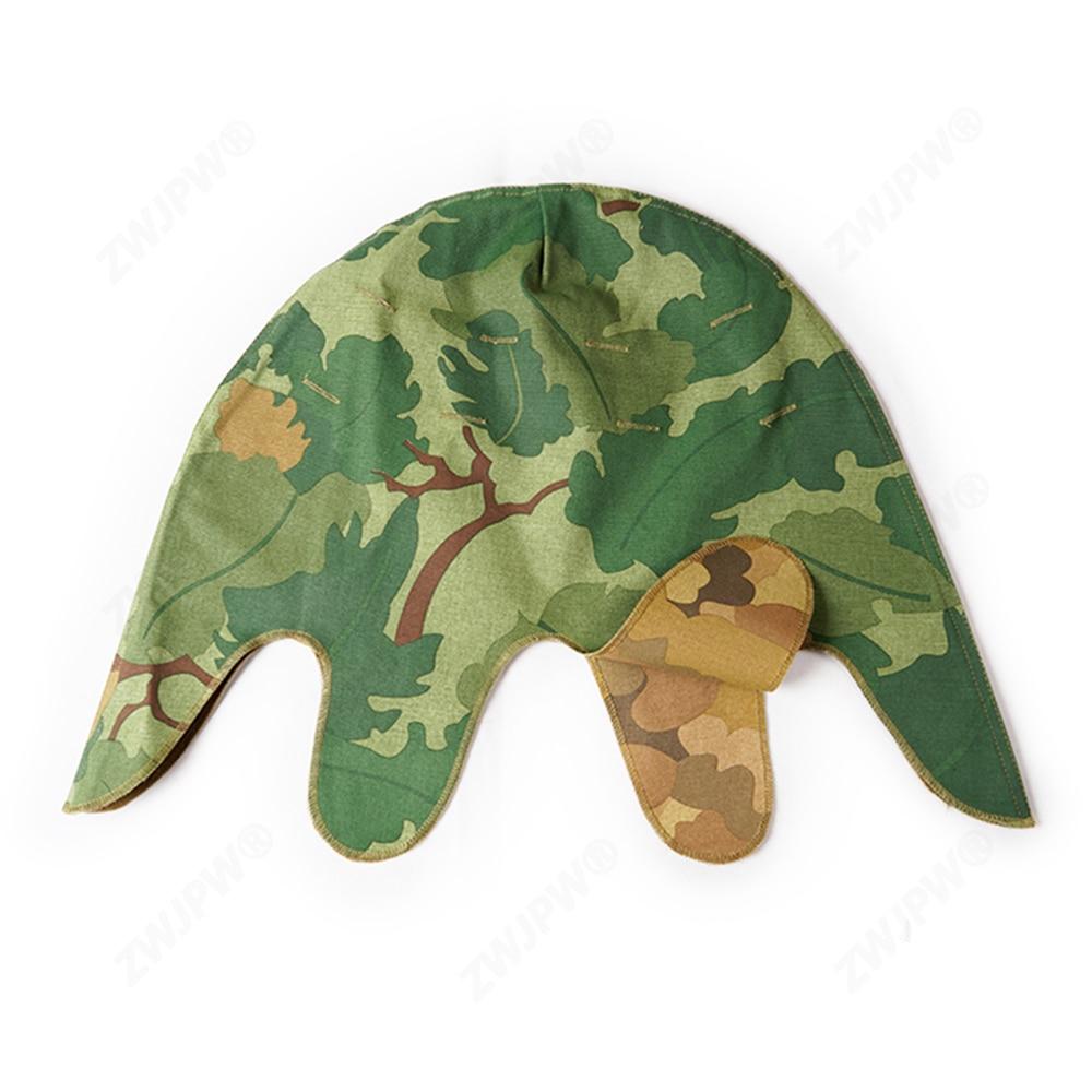 Wwii Us Army M1 Helmet+vietnam War Us Reversible Mitchel Camouflage Helmet Cover Sports & Entertainment