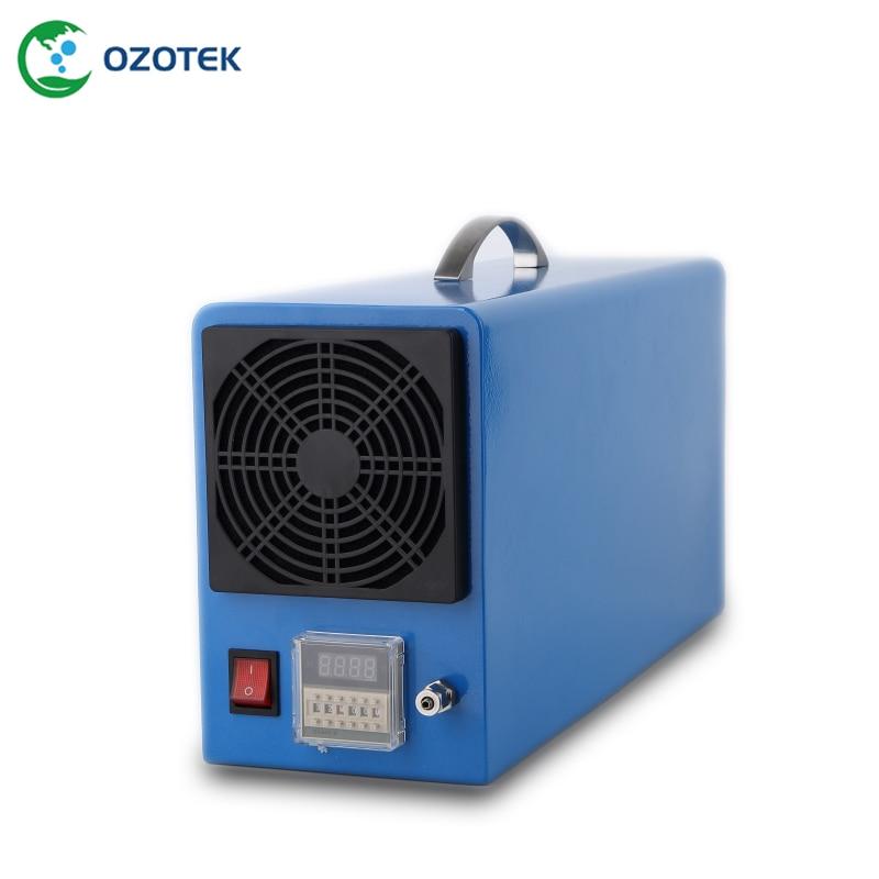 CE FCC aprobó ozono purificador de aire / salida de ozono ajustable - Electrodomésticos