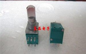 ALPS 09 importado do Japão único A20K com interruptor potenciômetro comprimento do punho 15 MM metade interruptor do punho