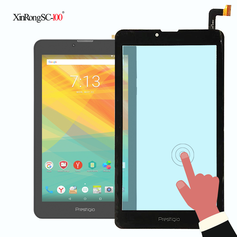 XinRongSC-100 For 7'' inch Prestigio Wize 1177 touch panel Touch Screen Digitizer