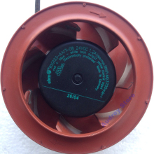 German EBM R1G133-AA17-08 24V 28.8W 13.3CM double ball bearing Centrifugal wind turbine Circular air blower