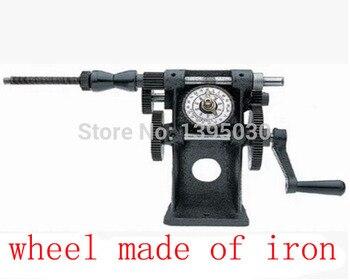 цена на New NZ-5 Manual Coil Winding Machine Hand Winder Dual Purpose Coil Machine