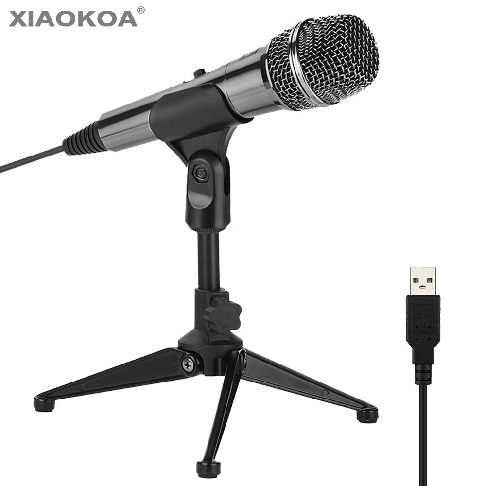 upgrade handheld condenser usb recording microphone for computer mac studio with adjustable. Black Bedroom Furniture Sets. Home Design Ideas