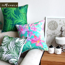 A marker less pillow case freehand christmas  Polyester fabric cover size 45x45cm free shipping