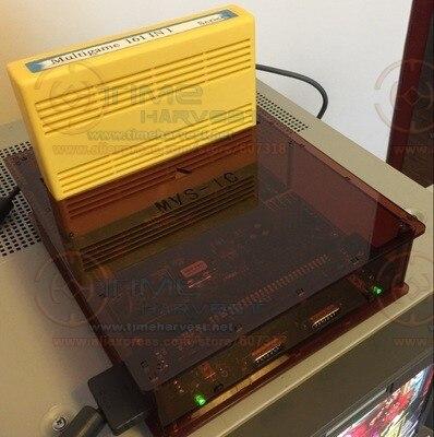 JAMMA CBOX Carte Mère MVS-1C à DB 15 p SNK Joypad Gamepad Avec AV Sortie RVB Avis il faut réservation et disponible en 30 jours