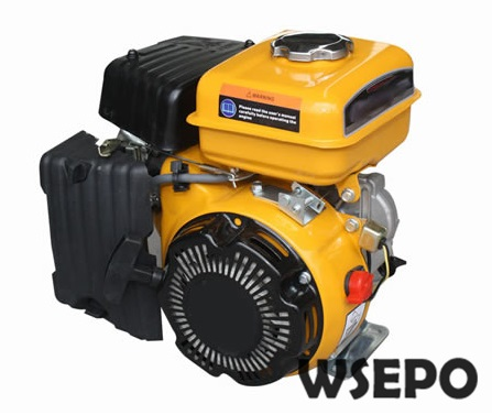 Factory Direct Supply WSE-154F(GX120Type)3hp Air Cool 4-stroke Gasoline Engine,used for for mini bike/water pump/genset aluminum water cool flange fits 26 29cc qj zenoah rcmk cy gas engine for rc boat