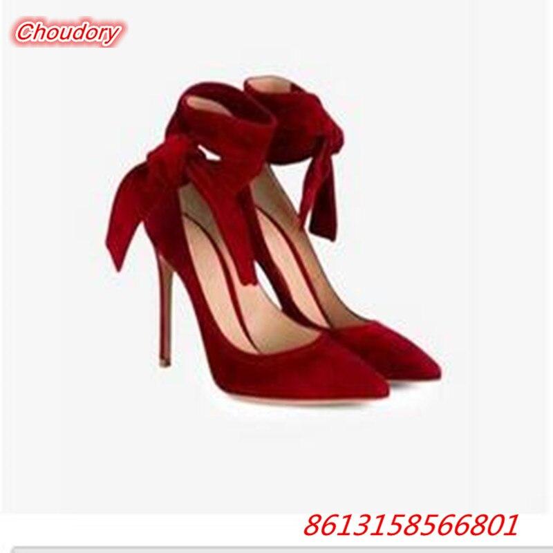 Butterfly Knot font b Women b font Sandals Thin High Heels Ankle Strap font b Women