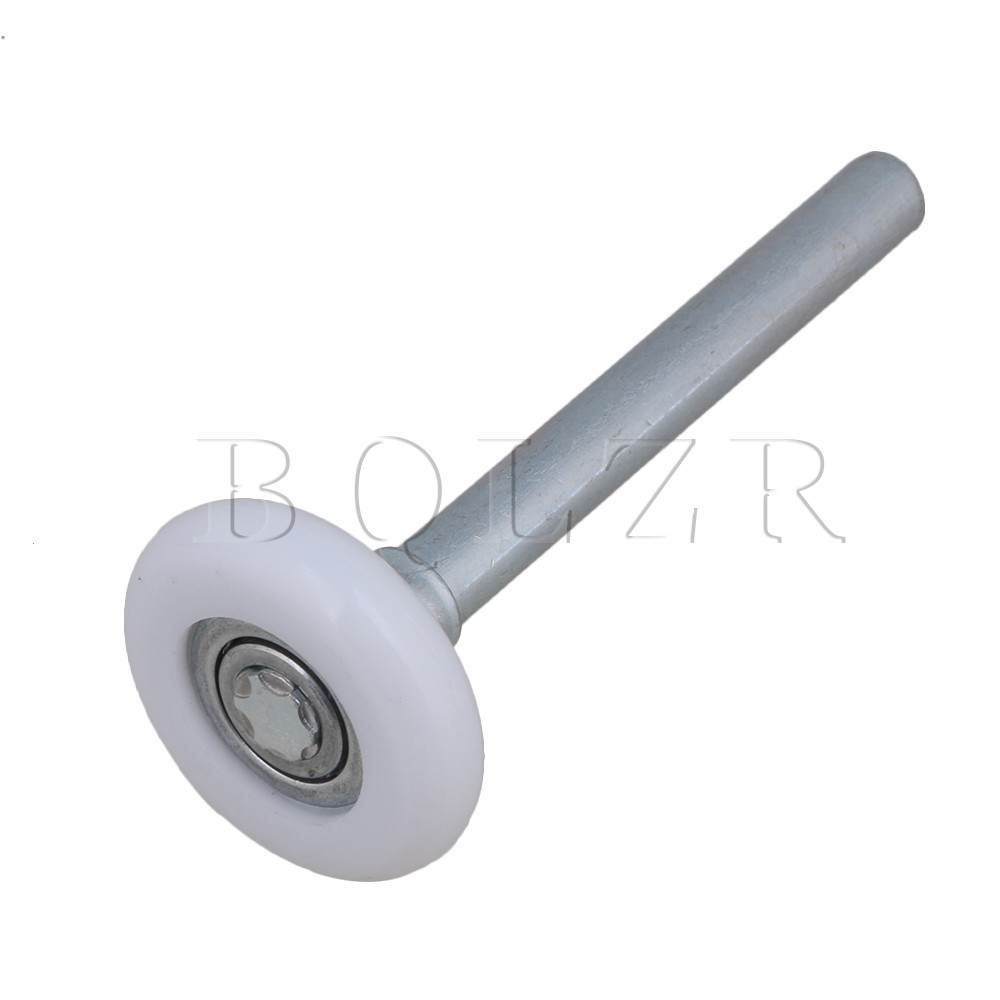 4PCS 4.53 Heavy Duty Nylon Garage Door Roller Ball Sealed Bearing White BQLZR