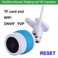 HD 960P Wireless IP Camera Wifi antenna 1.3MP Night Vision indoor/Outdoor Home use Video Security Camera CCTV Network IP Cam