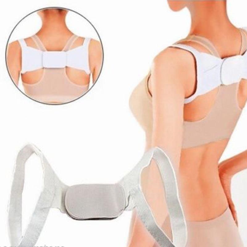 Back Brace Support Shoulder Belt Correction Rectify Straighten Posture Corrector Orthopedic Beauty Corset Back Belt Health