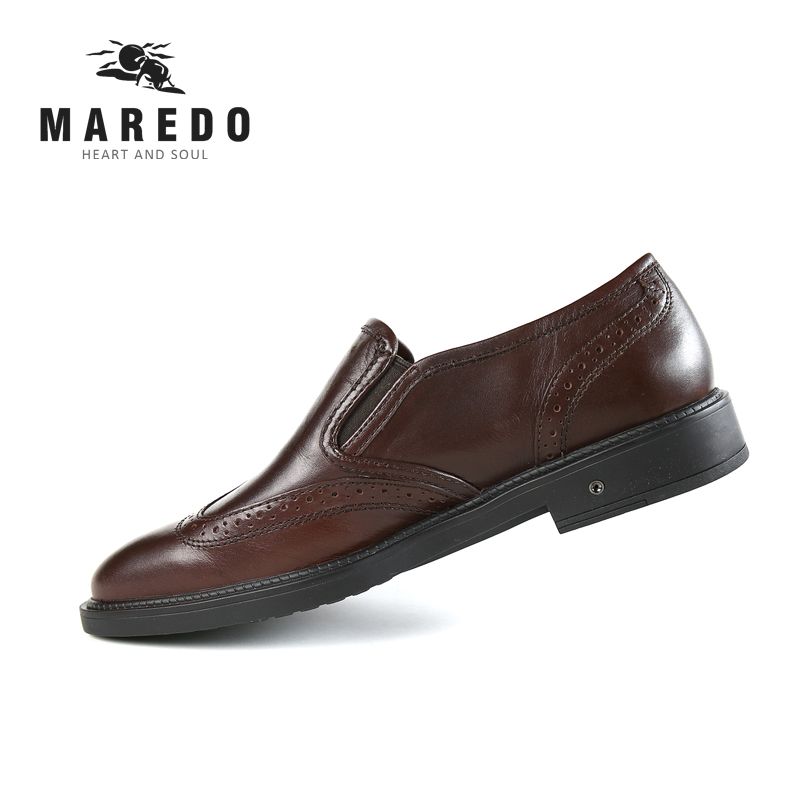 MAREDO formal men shoes oxford shoes men dress leather shoes blaibilton formal dress men shoes oxford 100