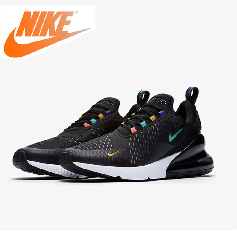 Original Authentic Nike Air Max 270 Women's Running Shoes Outdoor Sneaker Athletic Designer Footwear 2019 New Arrival AH6789-023 image
