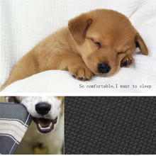 Dog Bed Soft Pet House Mat for Small Medium Cat Winter Warm Bed Cotton Kitten Puppy Sleeping Mat