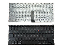 US Keyboard For APPLE Macbook Air A1369 A1466 MC965 MC966 MC503 MC504 13 BLACK For Backlit