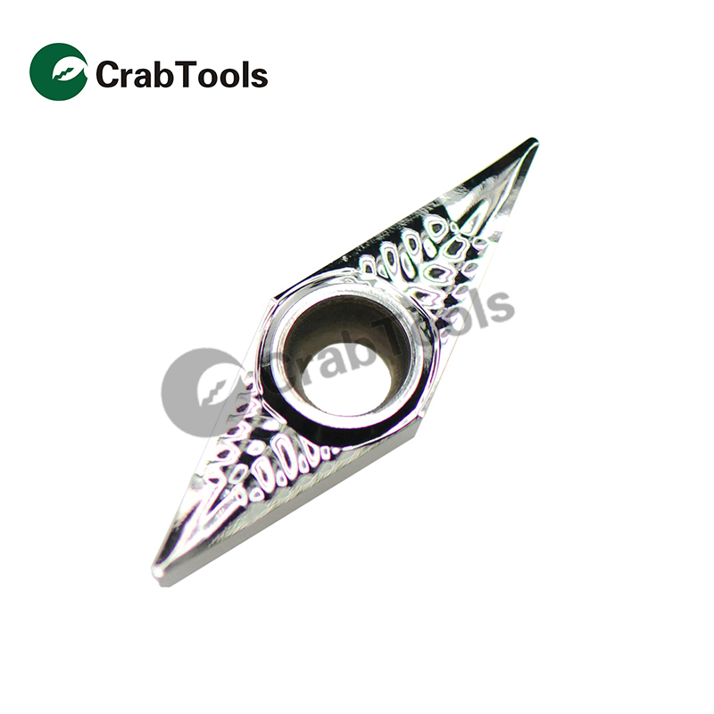 Здесь можно купить  Crab Tools Korloy 10PC VBGT160402-AK H01 Metal Turning Lathe Tools Turning Cutter Carbide Insert CNC Tool Tip Machine  Инструменты