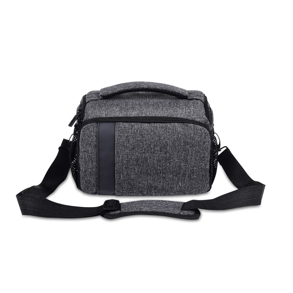 Cameras Waterproof Shoulder Bag Crossbody for Ricoh GR D-lux7 Q-P Q(Typ 116) CL For <font><b>Panasonic</b></font> LUMIX <font><b>S1R</b></font> LX100M2 GF10 TS7 ZS70 image