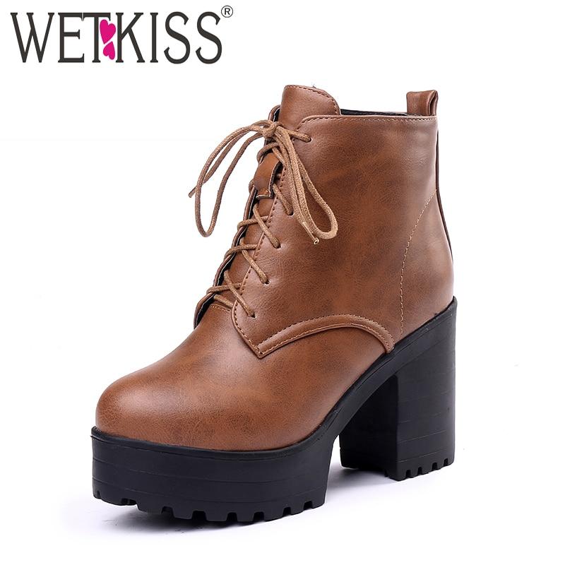 58468ac4d071b WETKISS-Winter-Platform-Women-Boots-Zip-Round-Toe-Footwear-High-Heels-Female -Boot-Motorcycle-Casual-Ankle.jpg