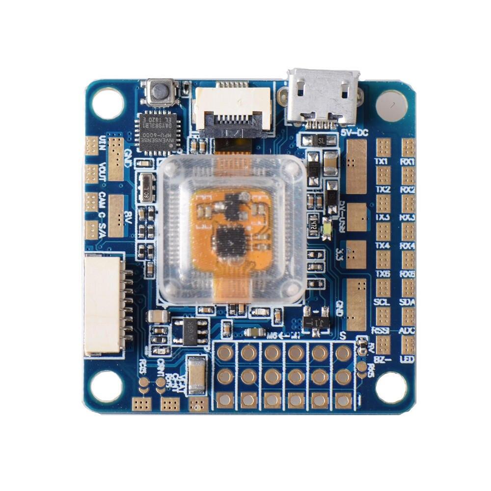 OmniNXT F7 Acro Deluxe Barometer Flight Controller FC OSD 5V 8V BEC MPU6000 Gyro ICM20608 32khz