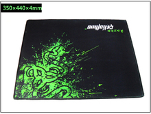 Hot Sale Gaming Mouse Pad 400*350*4mm Locking Edge Mouse Mat Speed/Control Version For Dota2 Diablo 3 CS Mouse pad