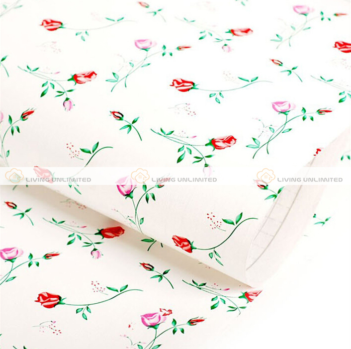 Free Shipping country style high quality cheap wallpaper