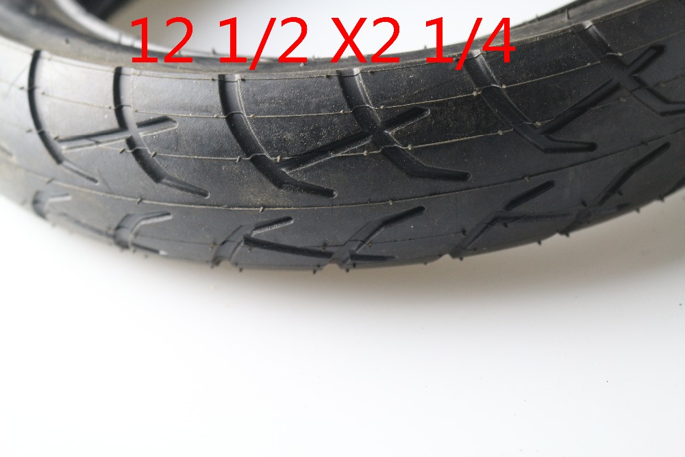 Image 2 - free shopping 12 1/2 X 2 1/4 ( 57 203 ) Tire and inner tyre  fits Many Gas Electric Scooters and e Bike-in Tyres from Automobiles & Motorcycles