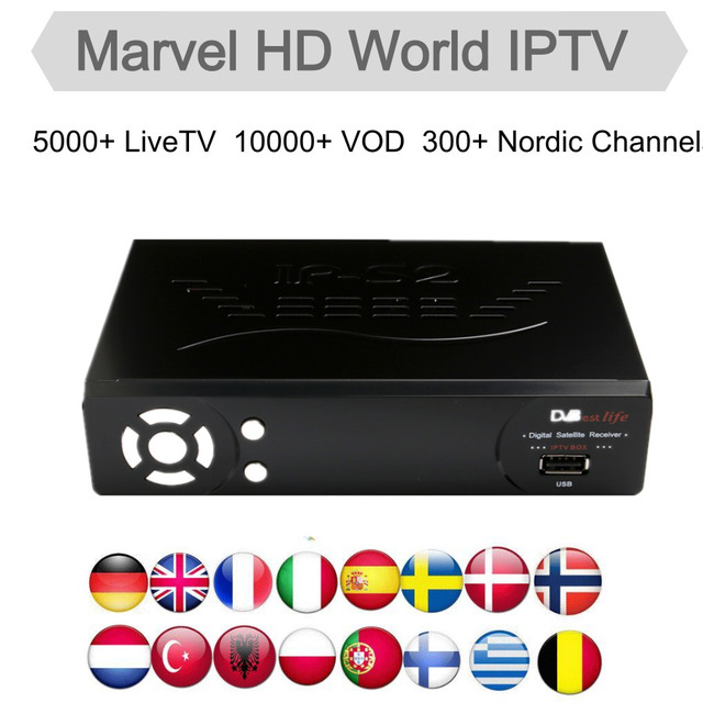6000 Channels World Global IPTV Europe USA UK Germany Italy Nordic Latin 3/6/12 Month subscription For M3U Android Smart TV