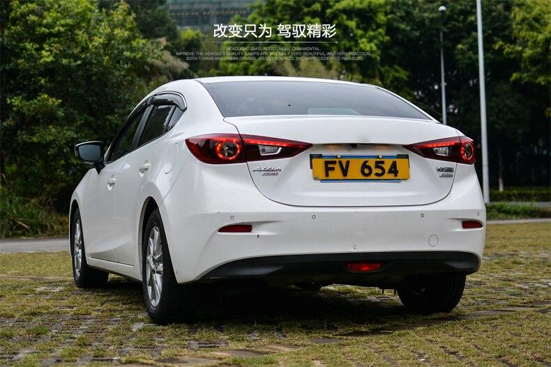 2014-2017 Style Achterlicht Auto 7