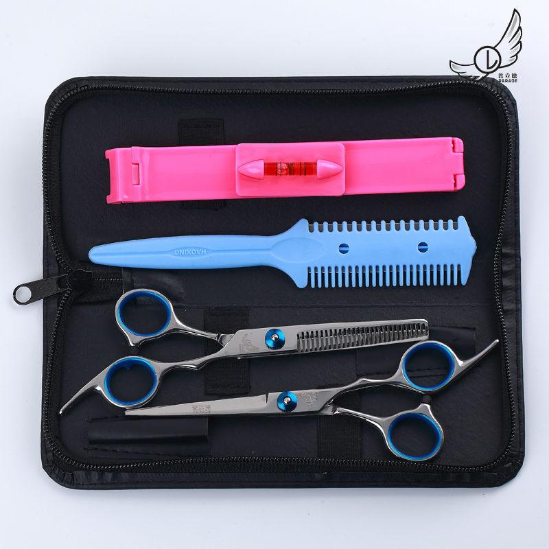 6 tuuman leikkaus oheneva muotoilutyökalu hiussakset - Hiustenhoito ja muotoilutuotteet - Valokuva 4