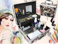 Professional False Eye Lash Eyelash Extension Full Kit Tools Glue Set With Case