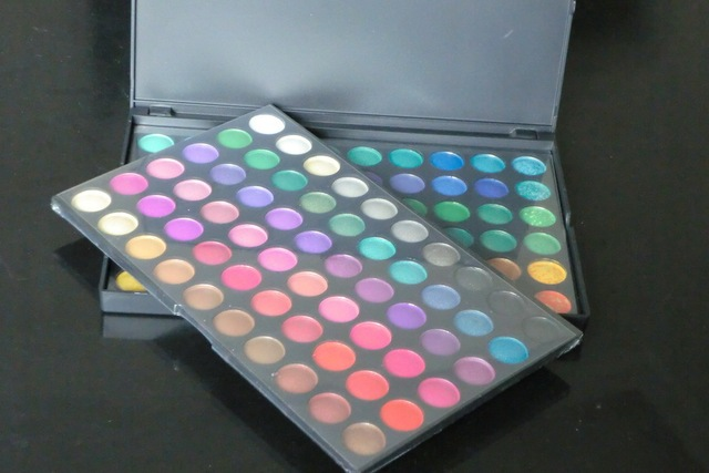 2015   2 Types For Choice  Palette Eye Shadow Cosmetic Eyeshadow makeup eyeshadow palette eye shadow