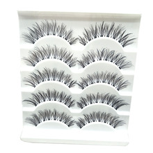 5 Pairs/set Eyelash Natural Handmade Lashes