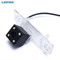 LEEWA specjalna samochodowa kamera tylna z oświetleniem LED dla FORD FOCUS SEDAN/Hatchback/C-MAX kamera cofania # CA4030