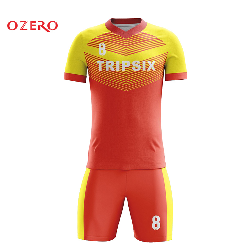 customize your soccer jersey