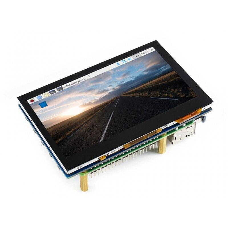 4.3 pouces HDMI LCD B avec écran tactile capacitif IPS 800x480 résolution Interface HDMI Support Raspberry Pi 4/3/2 banane Pi-in Accessoires de carte de démonstration from Ordinateur et bureautique on AliExpress - 11.11_Double 11_Singles' Day 1
