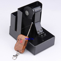 Metal Stage Magic Magic Props High Quanlity Remote Control Spray Card Device Fountain Magic Tricks