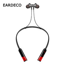EARDECO Original Sport Wireless Bluetooth Earphone Waterproof Bass Headphone Noise Cancelling Inear Headset with mic Stereo