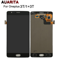 For OnePlus 3T A3010 LCD Display Touch Screen Digitizer Assembly Replacement Glass Panel For 5 5