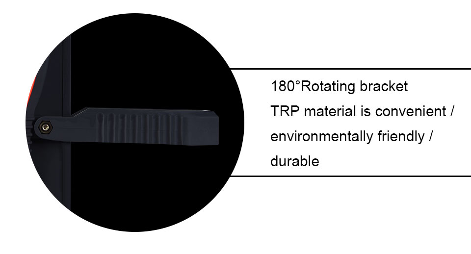 Portable Battery Rechargeable COB Led Light  (12)