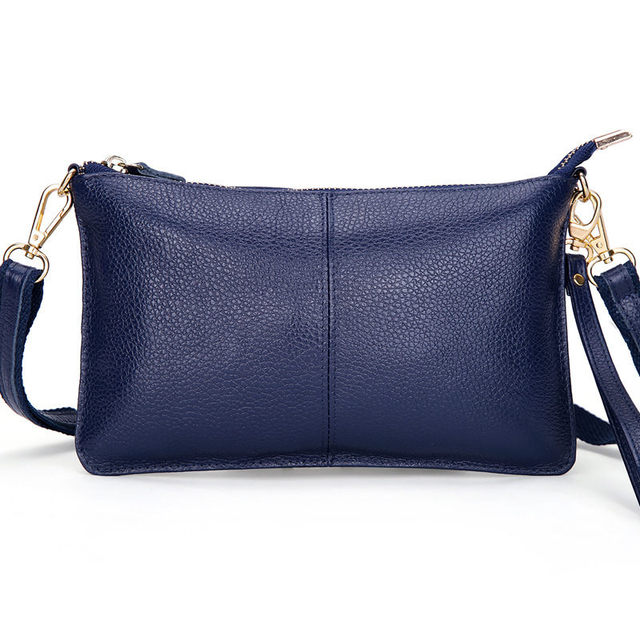 RanHuang Genuine Leather Day Clutches  5