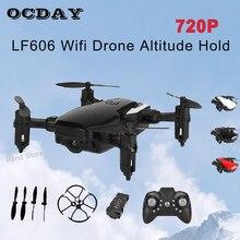 LF606 Quadrocopter Mini Drone With 720P Camera FPV Profesion